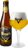 BUSH BEER BLONDE 10°/33CL VC